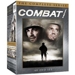 ON SALE: Combat Complete Series Seasons 1-5 (40-Disc DVD 2013) for NZD 140.00