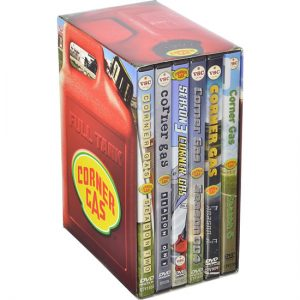 ON SALE: Corner Gas Complete Series (17-Disc DVD 2009) for NZD 94 .00