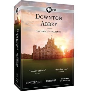 ON SALE: Downton Abbey Complete Series (22-Disc DVD 2016) for NZD 90 .00