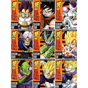 ON SALE: Dragonball Z Complete Series Seasons 1-9 (54-Disc DVD 2009) for NZD 177 .00