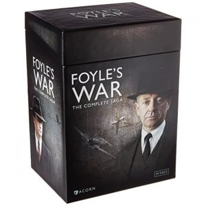 ON SALE: Foyle's War Complete Series (29-Disc DVD 2015) for NZD 115 .00