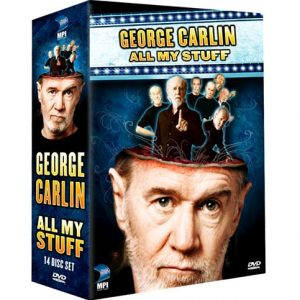 ON SALE: George Carlin: All My Stuff Complete Series (17-Disc DVD 2007) for NZD 93 .00