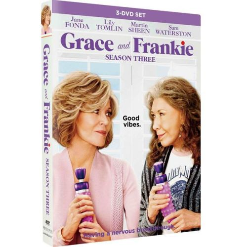 ON SALE: Grace And Frankie Season 3 (3-Disc DVD 2018) NZD 29.00
