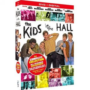 ON SALE: Kids In The Hall Complete Series (12-Disc DVD 2018) for NZD 68 .00