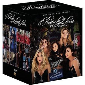 ON SALE: Pretty Little Liars Complete Series (36-Disc DVD 2017) for NZD 133 .00