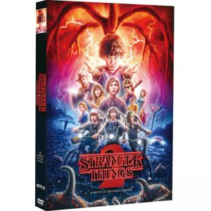 ON SALE: Stranger Things Season 2 (3-Disc DVD 2017) NZD 26.00