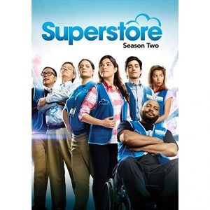 ON SALE: Superstore Season 2 (3-Disc DVD 2017) NZD 26.00