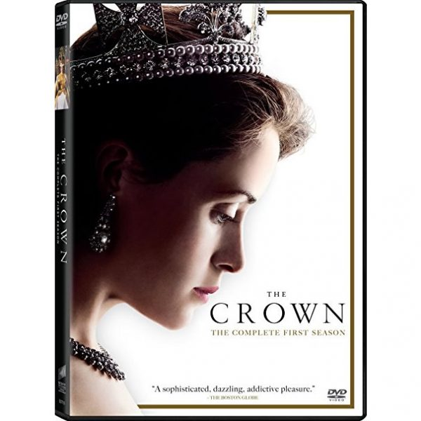 ON SALE: The Crown Season 1 (4-Disc DVD 2017) NZD 28.00