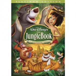ON SALE: The Jungle Book (40th Anniversary Platinum Edition) Kids Movie (2-Disc DVD 2007) for NZD 24.00