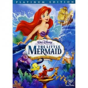 ON SALE: The Little Mermaid (Special Edition) Kids Movie (2-Disc DVD 2007) for NZD 24.00