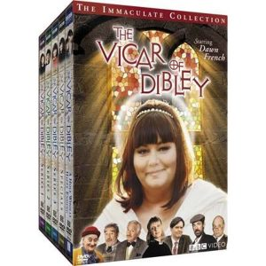 ON SALE: The Vicar of Dibley - The Immaculate Collection (5-Disc DVD 2007) for NZD 60.00