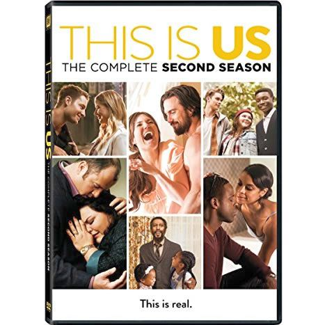 ON SALE: This is Us Season 2 (4-Disc DVD 2018) NZD 31.00