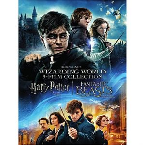 ON SALE: Wizarding World 9-Film Collection (9-Disc DVD 2018) for NZD 72.00