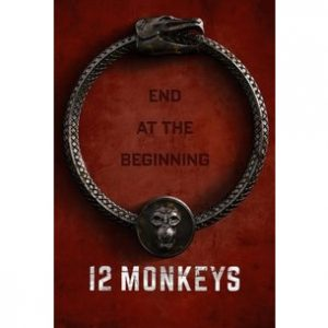 ON SALE: 12 Monkeys Season 4 (3-Disc DVD 2018)