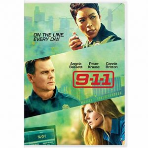 ON SALE: 911 Season 1 (3-Disc DVD 2018)