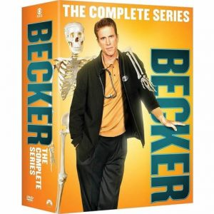 ON SALE: Becker Complete Series (17-Disc DVD 2018)
