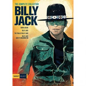 ON SALE: Billy Jack Complete Series (4-Disc DVD 2017)