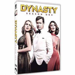 ON SALE: Dynasty Season 1 (6-Disc DVD 2018)