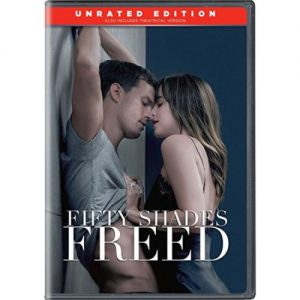 ON SALE: Fifty Shades Freed (1-Disc DVD 2018) for NZD 28.00