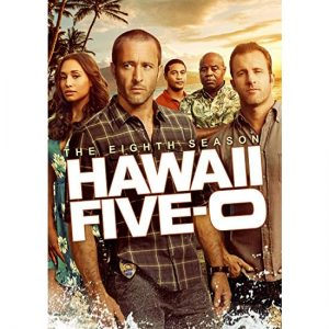 ON SALE: Hawaii Five-O Season 8 (6-Disc DVD 2018)