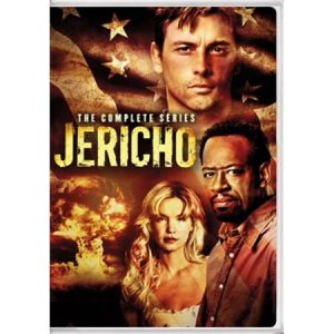 ON SALE: Jericho Complete Series (8-Disc DVD 2018)