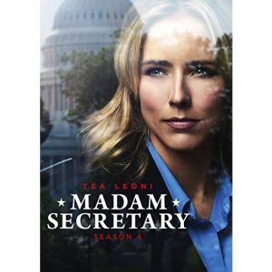 ON SALE: Madam Secretary Season 4 (6-Disc DVD 2018)