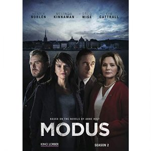ON SALE: Modus Season 2 (2-Disc DVD 2018)
