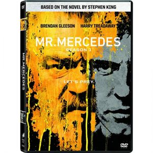 ON SALE: Mr. Mercedes Season 1 (3-Disc DVD 2018)