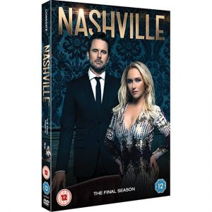 ON SALE: Nashville Season 6 (4-Disc DVD 2018)