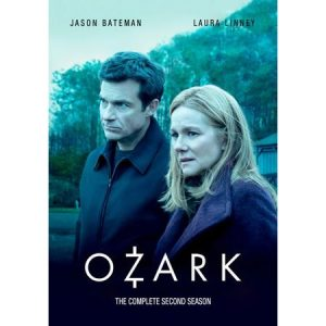 ON SALE: Ozark Season 2 (3-Disc DVD 2018)
