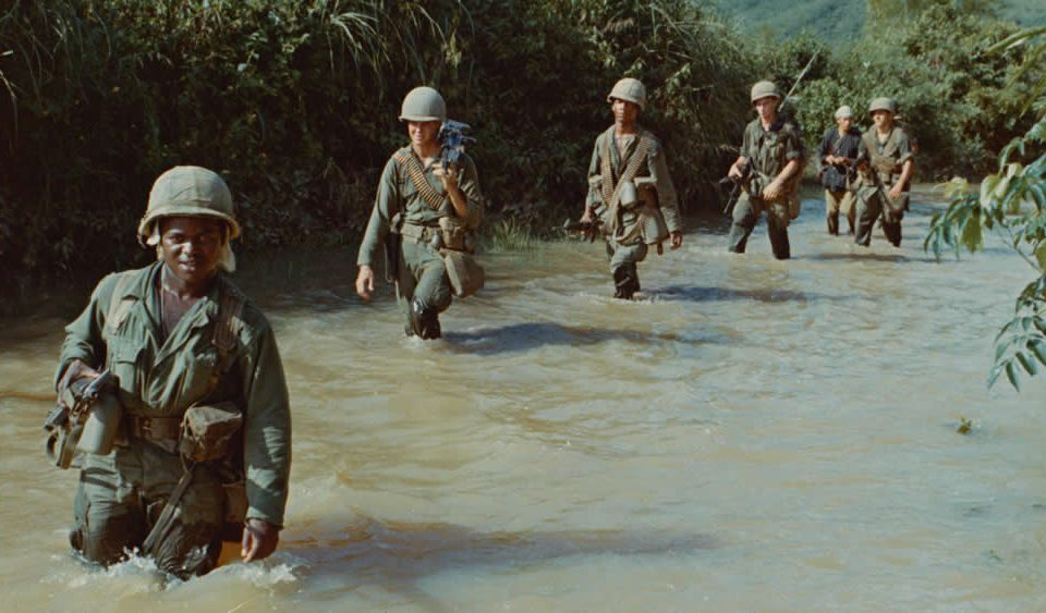 The Vietnam War was an amazing documentary
